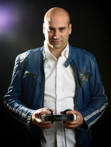 Dj Mathieu Oliveira